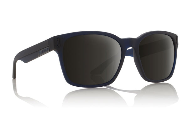 Dragon Liege Matte Navy / Grey Sunglasses