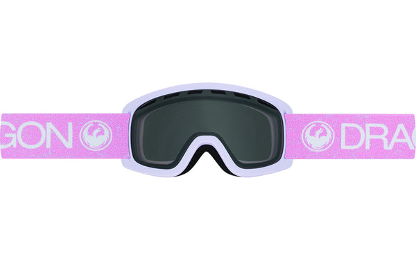Dragon - Lil D Light Pink / Smoke Goggles