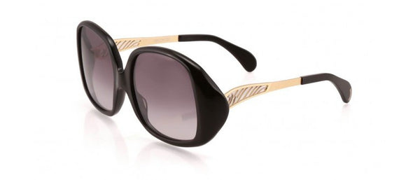 Wildfox - Liz Black Sunglasses