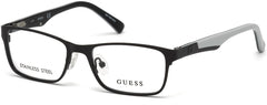 Guess - GU9173 Matte Black Eyeglasses / Demo Lenses