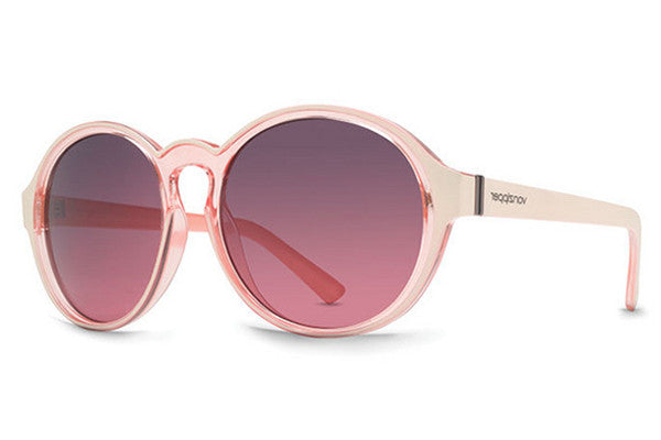VonZipper - Lula Sand Coral SCG Sunglasses, Plum Rose Lenses