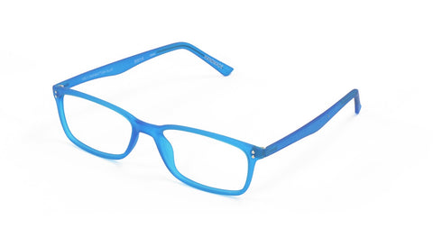 Scojo New York - Gels Manhattan Blue Reader Eyeglasses / +3.00 Lenses