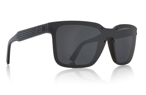 Dragon - Mansfield Matte Black / Grey Sunglasses