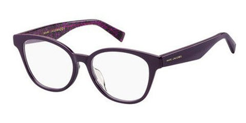 Marc Jacobs - Marc 239 F Violet Purple Snake Eyeglasses / Demo Lenses