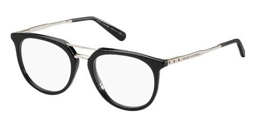 Marc Jacobs - Mj 603 Black Palladium Eyeglasses / Demo Lenses