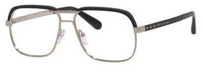 Marc Jacobs - Mj 632 Ruthenium Matte Black Eyeglasses / Demo Lenses