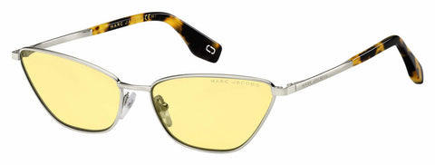Marc Jacobs - Marc 369 S Yellow Sunglasses / Clear Mirror Lenses