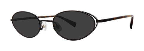 Seraphin - Marigold Black Sunglasses / Black Lenses