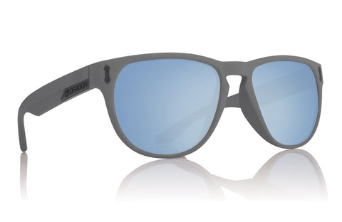 Dragon - Marquis Grey Matter / Sky Blue Ion Sunglasses
