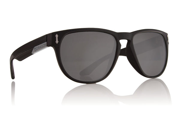 Dragon - Marquis Matte Black / Grey Performance Polar Sunglasses
