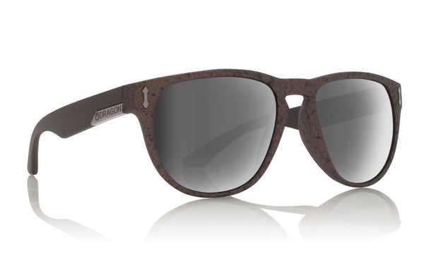 Dragon - Marquis Matte Copper Marble / Silver Ion Sunglasses