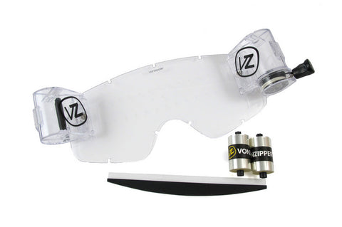 VonZipper - Beefy W.O.W. Kit Clear MX Goggle Replacement Lens