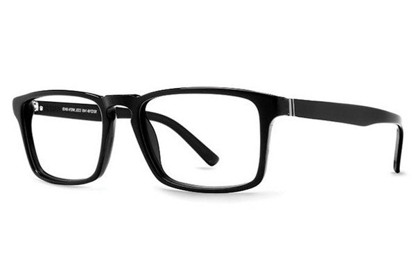 VonZipper - Mental Floss Black Solid BSO Rx Glasses