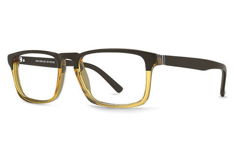 VonZipper - Mental Floss Brown Buff BUL Rx Glasses