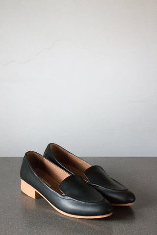Andanté - Women's The Modern Black Loafers