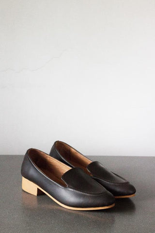 Andanté - Women's The Modern Dark Brown Loafers