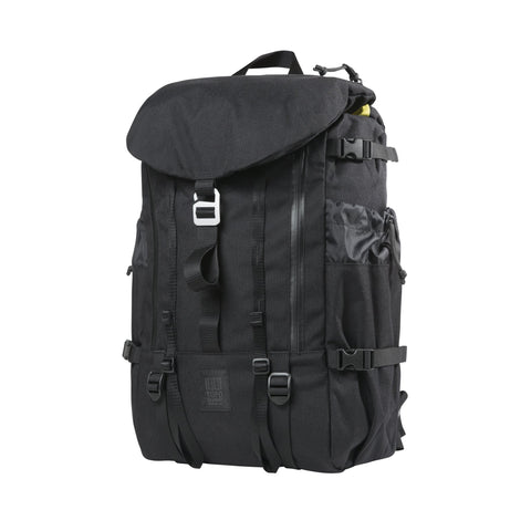 Topo Designs -  Black Unisex Mountain Backpack