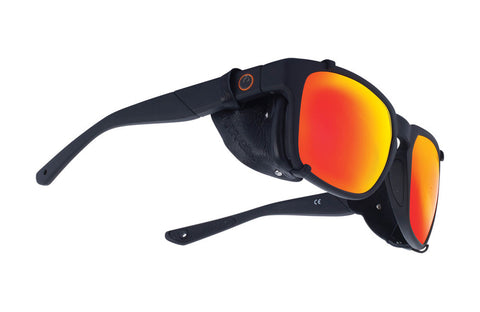 Dragon - MountaineerX Matte Black / Red Ion Sunglasses