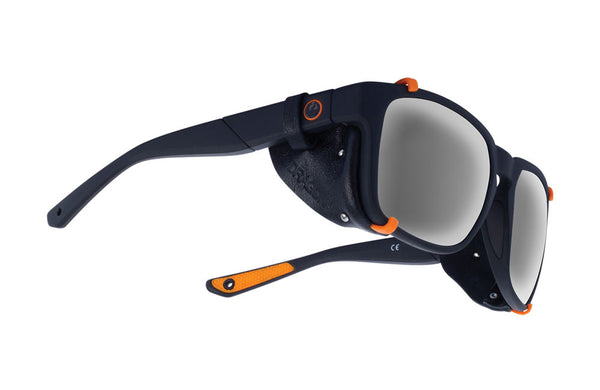 Dragon - MountaineerX Matte Black / Silver Sunglasses