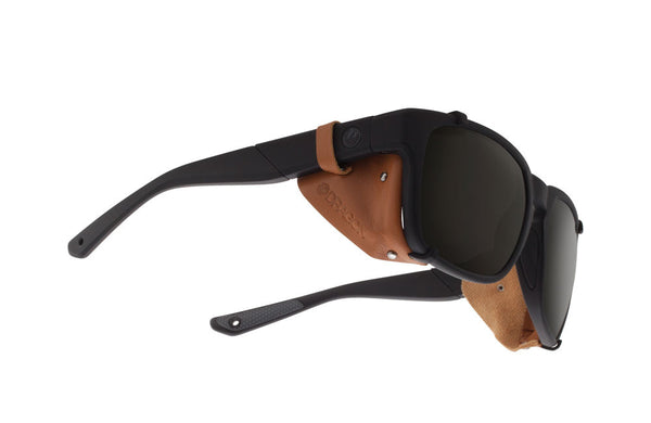 Dragon - MountaineerX Matte Black / Grey Sunglasses