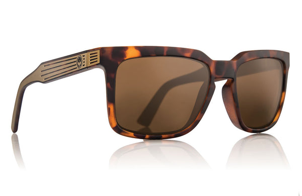 Dragon - Mr. Blonde Matte Tort / Bronze Performance Polar Sunglasses