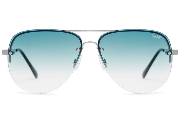 ae2ab92b749bf Quay Muse Fade Silver   Blue Sunglasses – New York Glass
