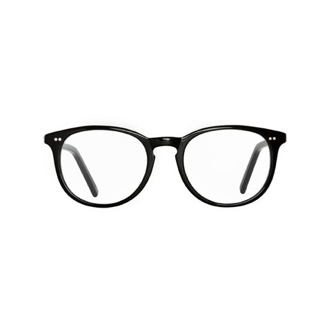 Spektre - Brent Black Sunglasses / Clear Lenses