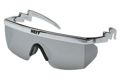 Neff - Richard Sherman Brodie Silver Sunglasses