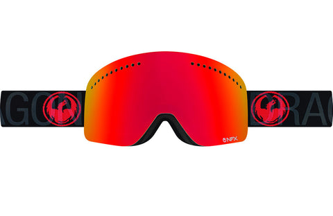 Dragon - NFX Covert / Red Ion + Amber Goggles