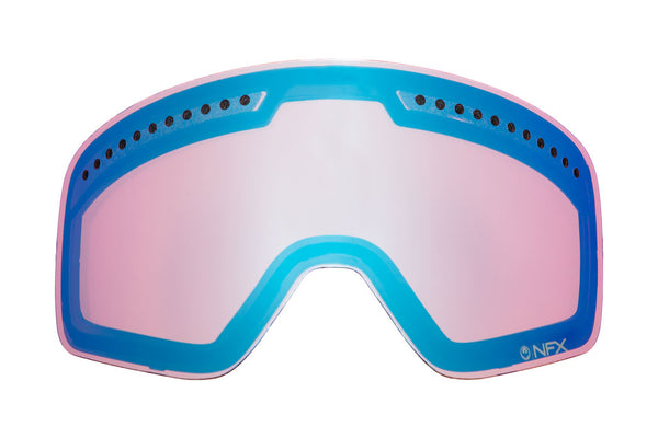 Dragon - DX Blue Ionized  Snow Goggle Replacement Lenses /  Lenses