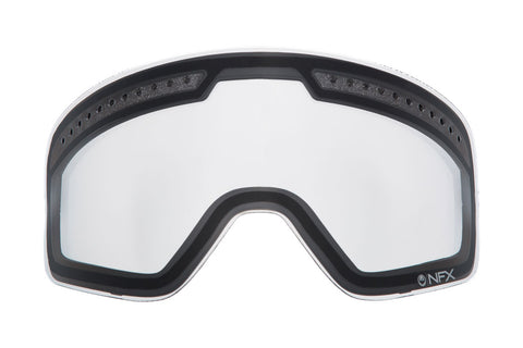 Dragon - DX2 Clear  Snow Goggle Replacement Lenses /  Lenses