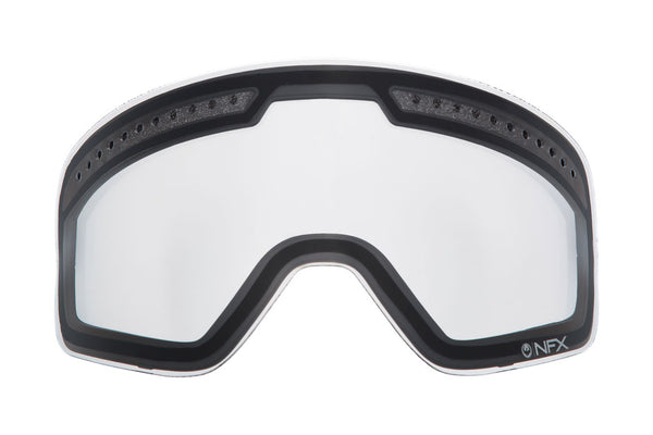 Dragon - D1 Clear  Snow Goggle Replacement Lenses /  Lenses