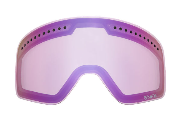 Dragon - DX2 Pink Ionized  Snow Goggle Replacement Lenses /  Lenses