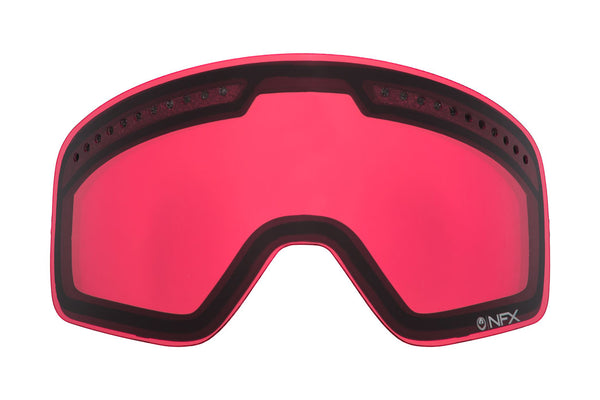 Dragon - DX Rose  Snow Goggle Replacement Lenses /  Lenses