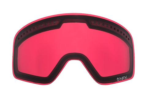 Dragon - DXs Rose  Snow Goggle Replacement Lenses /  Lenses