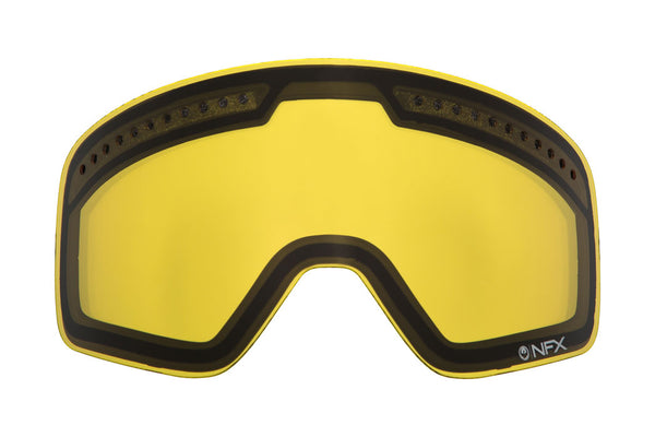 Dragon - D1 Yellow  Snow Goggle Replacement Lenses /  Lenses