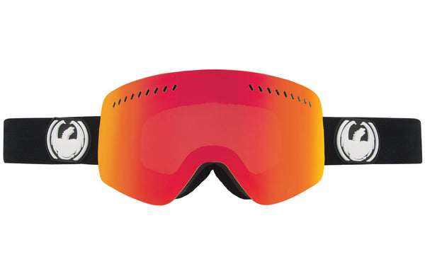Dragon - NFXs Inverse / Red Ion + Yellow Blue Ion Goggles