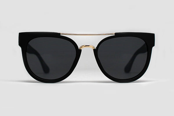Quay Odin Black Sunglasses