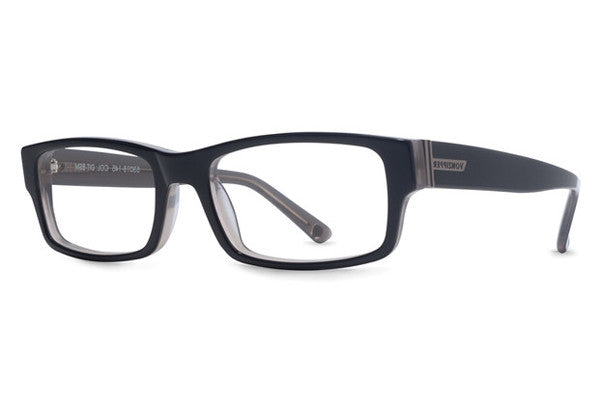 VonZipper - Ditch Day Black Smoke Gloss BSM Rx Glasses