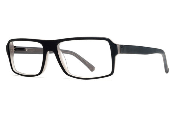 VonZipper - Ctrl Alt Del Black Smoke Gloss BSM Rx Glasses