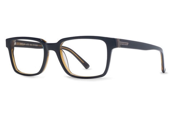 VonZipper - The Falconer Black Blue Gold Gloss BKB Rx Glasses