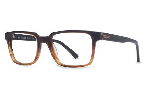 VonZipper The Falconer Tortoise TOR Rx Glasses