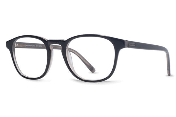 VonZipper - Pipe & Slippers Black Smoke Gloss BSM Rx Glasses