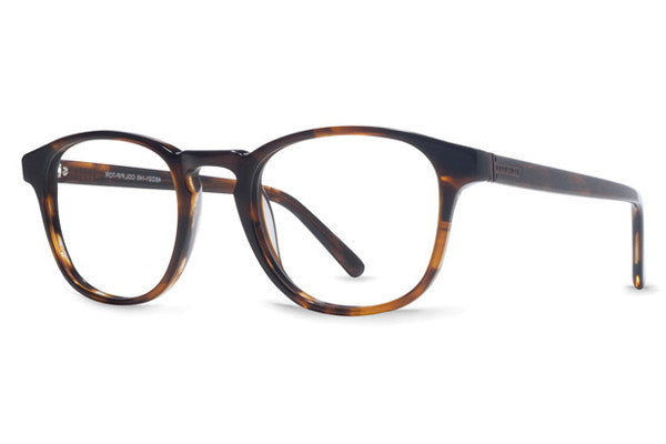 VonZipper - Pipe & Slippers Tortoise Gloss TOR Rx Glasses