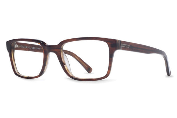 VonZipper - Whiskey Tango Tortoise Gloss DTO Rx Glasses