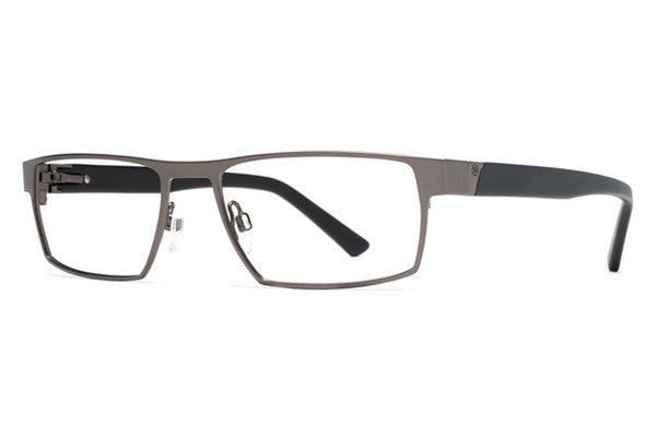 VonZipper - Flim Flam Charcoal Satin CHR Rx Glasses
