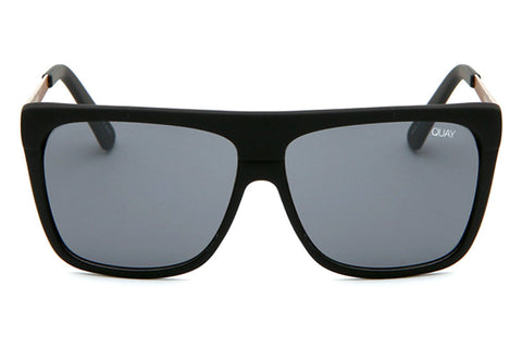 cdd2cc4b100 Quay Desi Perkins  QUAYXDESI On The Low OTL II Black Sunglasses   Smoke  Lenses