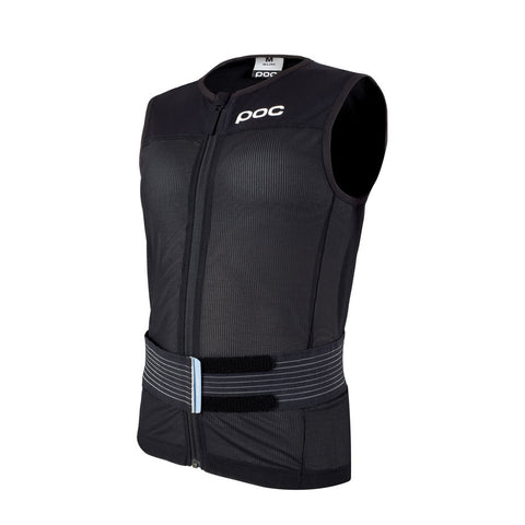 POC - Spine VPD air WO Uranium Black Vest