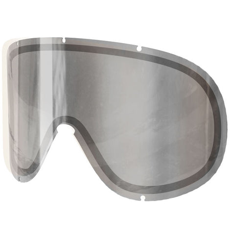 POC - Retina Big Lens 1.2mm Bronze + Silver Mirror Snow Goggle Replacement Lens
