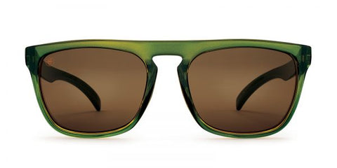 Kaenon - Leadbetter Sea Grass Sunglasses / B12 Brown Lenses